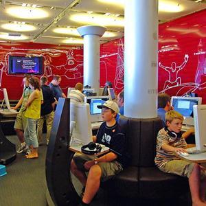 Интернет-кафе Петровск-Забайкальского