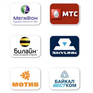 Операторы сотовой связи Петровск-Забайкальского
