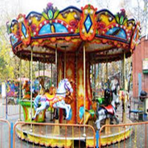 Парки культуры и отдыха Петровск-Забайкальского
