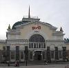 Железнодорожные вокзалы в Петровск-Забайкальском