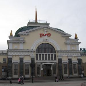 Железнодорожные вокзалы Петровск-Забайкальского
